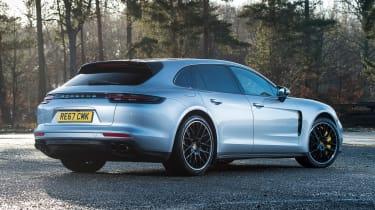 Porsche Panamera Turbo Sport Turismo - rear static