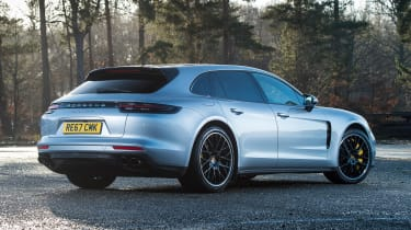 Porsche Panamera Turbo Sport Turismo - rear static