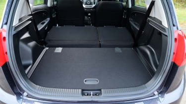 Boot space is an impressive 440-litres even with all five seats in place.