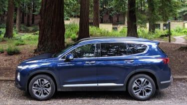 Hyundai Santa Fe - fourth report side