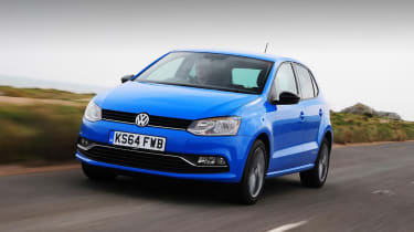 If you're after a supermini that delivers big-car driving dynamics and refinement, then look no further than the Polo.