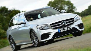 Best estates to buy - Mercedes E Class estate