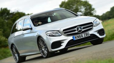 Best estates to buy - Mercedes E Class estate