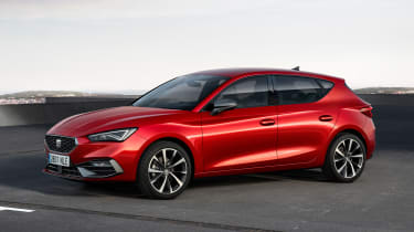 SEAT Leon - front static