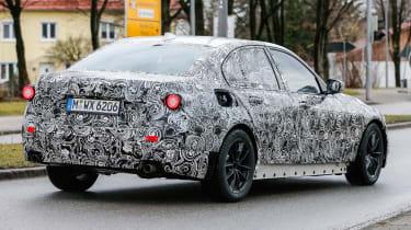 BMW 3-Series 2018 rear 3/4