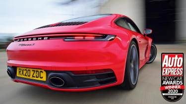Porsche has broadened the iconic 911's everyday appeal with greater comfort, while pushing the performance envelope further.