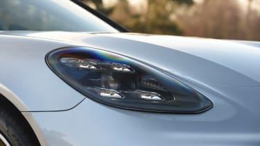 Porsche Panamera Turbo Sport Turismo - front lights