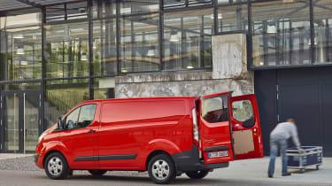Ford Transit Custom - rear static
