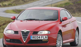The handsome Alfa Romeo GT is one of Bertone's more recent triumphs.