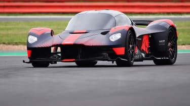 Aston Martin Valkyrie British GP 2019