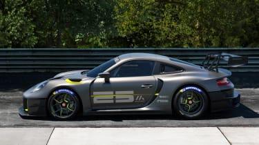 Porsche 911 GT2 RS Clubsport 25 - side