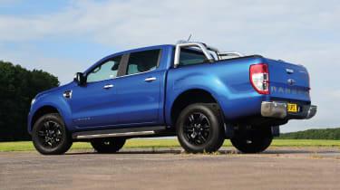 Ford Ranger - rear