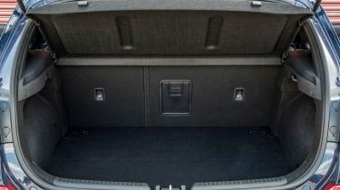Hyundai i30 N-Line - boot