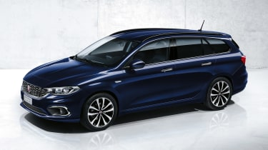 Fiat Tipo Estate - front/side