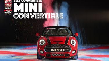 New Car Awards 2016: Convertible of the Year - MINI Convertible