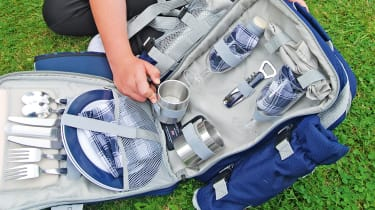 Best picnic hampers - cover image