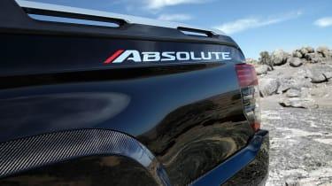 Mitsubishi Triton Absolute - badge
