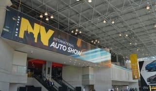 New York Motor Show 2015