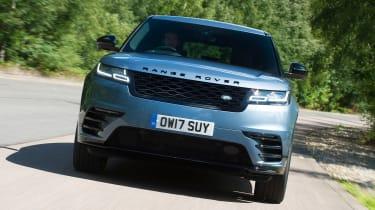 Range Rover Velar - full front