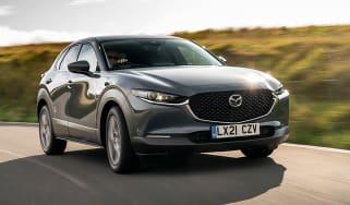 New Mazda CX-30 2021
