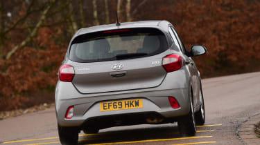 Hyundai i10 - rear