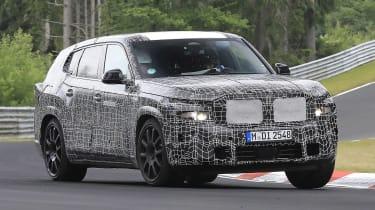 BMW X8 - 2021 spyshot 2