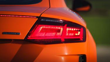 Audi TT Coupe - rearlight