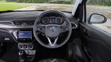 Vauxhall Corsa 2015 interior