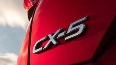 2019 Mazda CX-5 - CX-5 badge