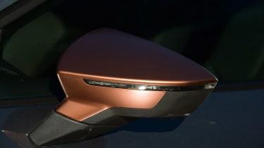 SEAT Leon Cupra R - wing mirrors