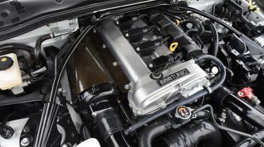 BBR Mazda MX-5 Turbo - engine
