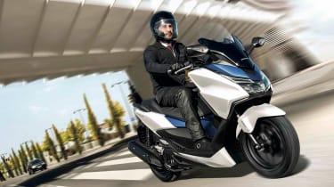 Best 125cc bikes - Honda Forza 125