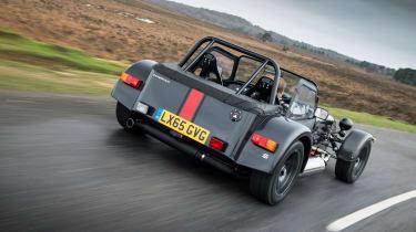 Caterham Seven 620S - rear