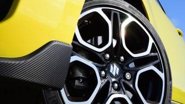 Suzuki Swift Sport alloy wheel