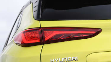Hyundai Kona Electric rear light