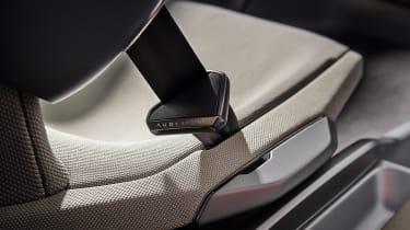 Audi AI:TRAIL concept - seat belt
