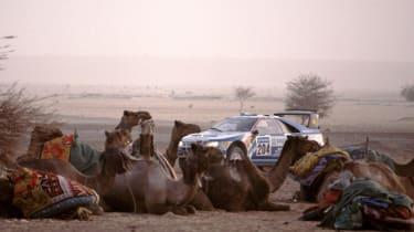 Peugeot Sport - Ari Vatanen interview 405 pikes peak camel