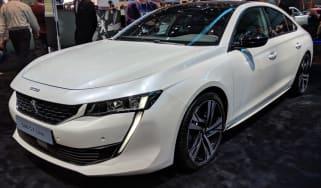 New Peugeot 508 news story