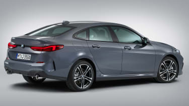BMW 220d Gran Coupe  - rear 3/4 static