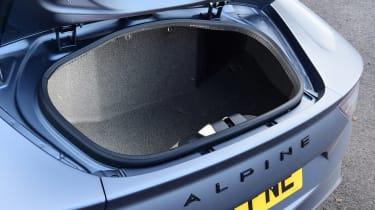 Alpine A110 S - boot