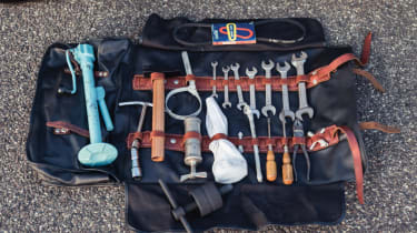Ferrari 250 GT LWB California Spider Competizione - tool bag
