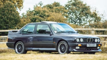 Cool cars: the top 10 coolest cars - BMW E30 M3