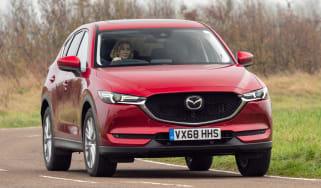 2019 Mazda CX-5 - front cornering