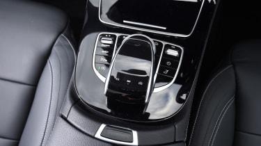 Mercedes E-Class Estate 2017 - E 220d 4MATIC centre console