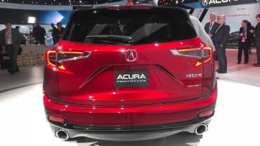 Acura RDX Prototype - Detroit full rear