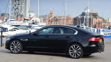Jaguar XE - Rear Still