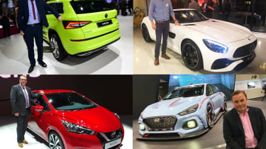 Best cars of the 2016 Paris Motor Show - header