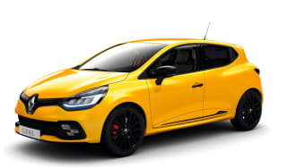 Renault Clio RS Black Edition pack
