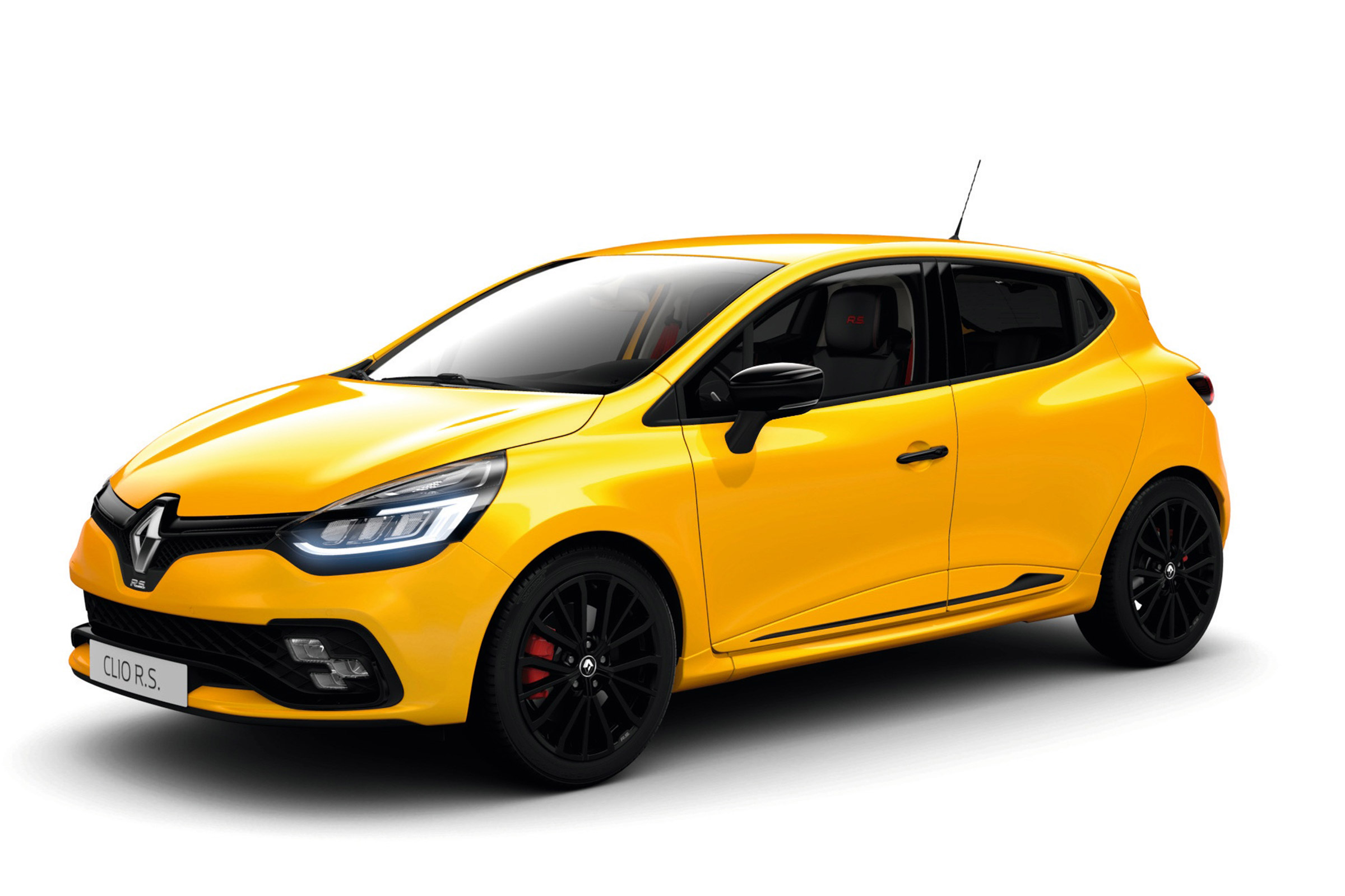 Renault Adds Black Edition Styling Tweaks To Clio Rs Auto Express