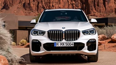 BMW X5 - full front static